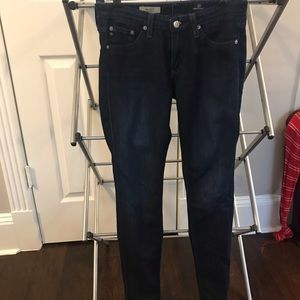 AG the stilt cigarette leg size 26